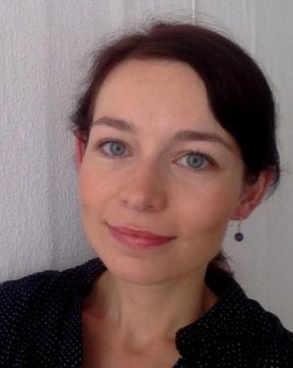 Head shot of Agnieszka Pasieka